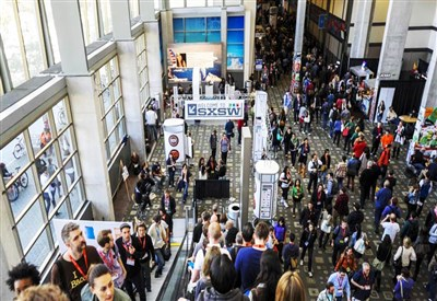 L'affollato SXSW