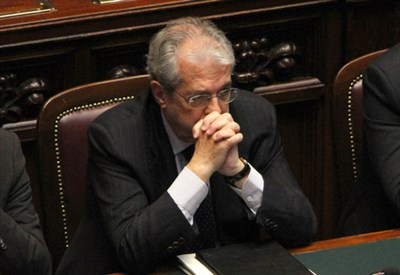 Fabrizio Saccomanni (Infophoto)