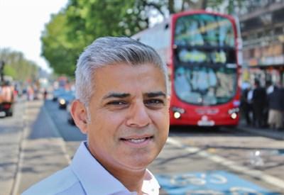 Sadiq Khan (Foto dal web)