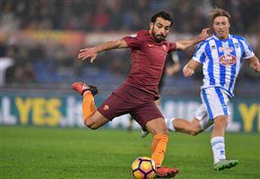 VIDEO/ Pescara Roma (1-4): highlights e gol. Nainggolan: Dzeko? lo capisco ma... (Serie A 2017 33^ giornata)