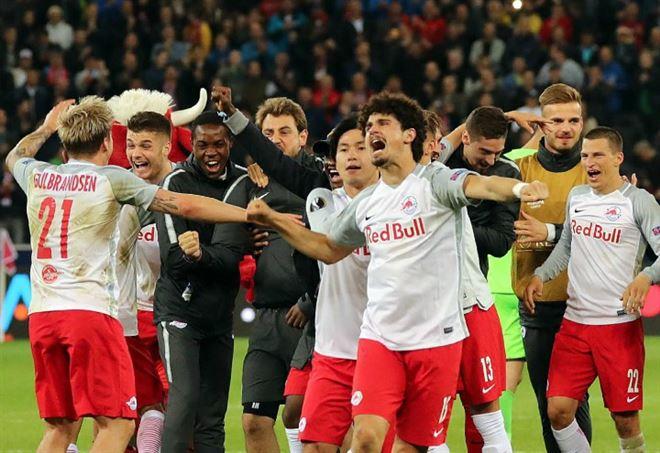 Diretta Stella Rossa Salisburgo, andata playoff Champions League (Foto LaPresse)