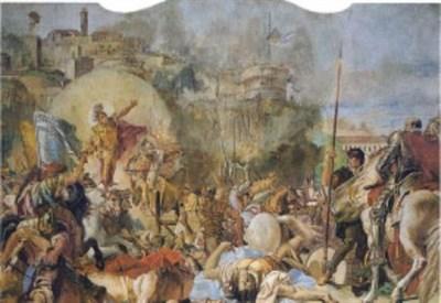 San Faustino e Giovita, rappresentazione a Brescia