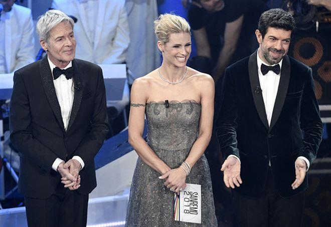 Classifica Sanremo 2018, vincitori e premi (Foto: LaPresse)