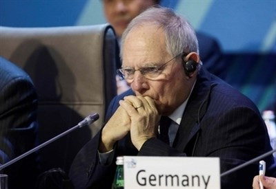Wolfgang Schauble (Infophoto)