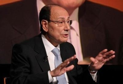 Il presidente del Senato, Renato Schifani