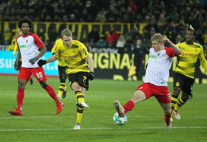 Diretta Borussia Dortmund Salisburgo, Europa League (Foto LaPresse)