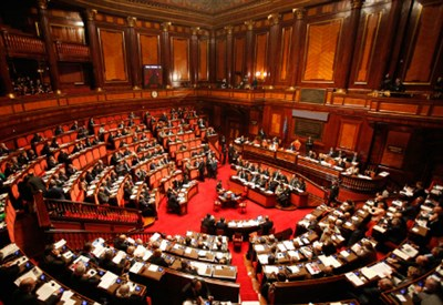 La Camera del Senato