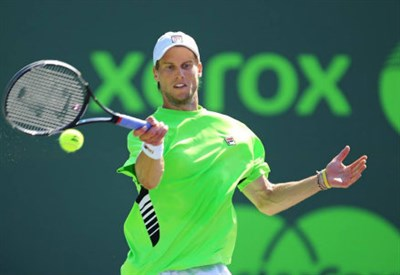 Andreas Seppi, 30 anni (Infophoto)
