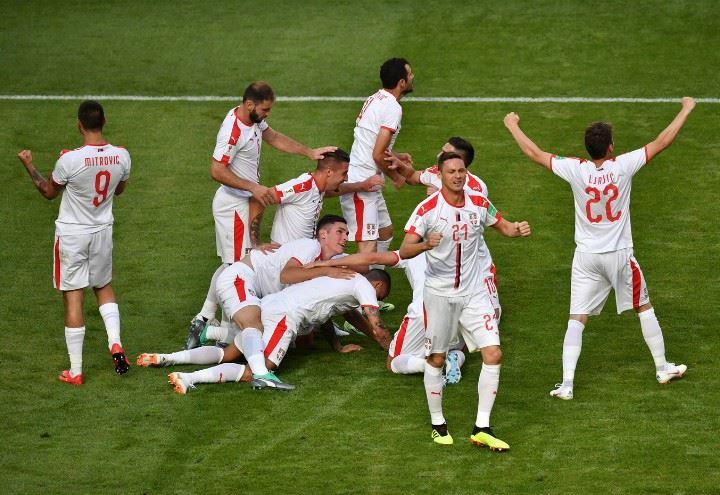 diretta serbia svizzera mondiali 2018 risultato finale 1