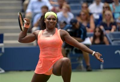 Serena Williams, 34 anni, per 261 settimane la numero 1 del mondo (Infophoto)
