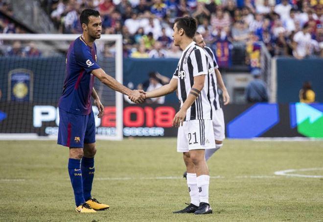 Diretta Barcellona-Juventus, Champions League 2017-2018 (LAPRESSE)
