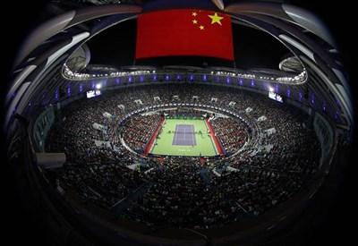 (dall'account ufficiale facebook.com/Shanghai-Rolex-Masters)