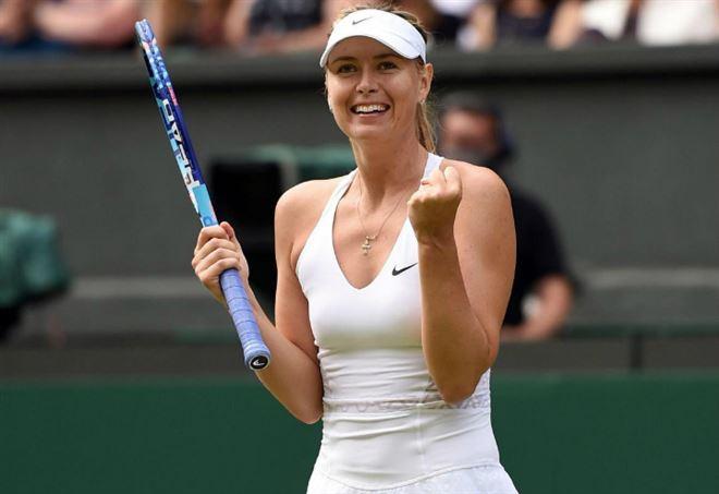 Maria Sharapova affronterà la Vinci a Stoccarda nel match del rientro