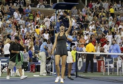 Maria Sharapova, 25 anni, numero 2 del ranking WTA (Infophoto)