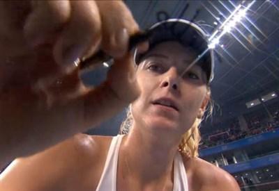 Maria Sharapova, 27 anni, attuale numero 2 del mondo (Infophoto)