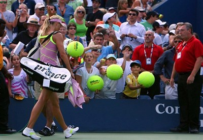 Maria Sharapova, 27 anni, 34 titoli in carriera (Infophoto)