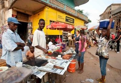 Sierra Leone (Infophoto)