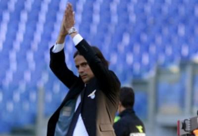 Simone Inzaghi, allenatore della Lazio Primavera (INFOPHOTO)