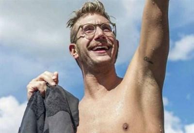 Simone Ruffini, oro nella 25 km di fondo uomini (immagine dal web)