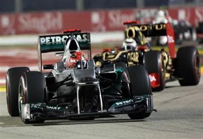 Diretta/ Formula 1 gara Gran Premio di Singapore 2014, gli orari tv. Sosta Hamilton, resta davanti! (21 settembre)