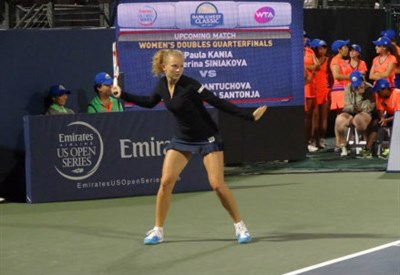 Katerina Siniakova, 18 anni, numero 128 del ranking WTA