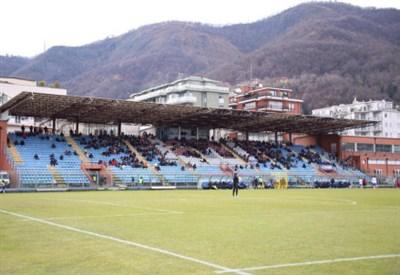 Lo stadio Giuseppe Sinigaglia di Como (INFOPHOTO)