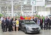 Skoda batte il suo record di vendite