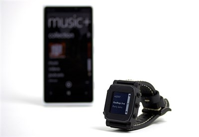 Lo smartwatch Agent