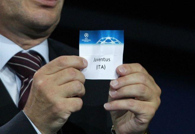 Sorteggio Champions League: quale squadra per la Juventus? (LaPresse)