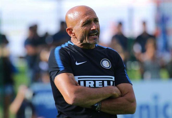 Luciano Spalletti, tecnico dell'Inter (LaPresse)