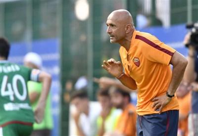 Luciano Spalletti, tecnico della Roma (LaPresse)