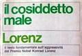 SCIENZA&CLASSICI/ Il Cosiddetto Male [Rilettura]