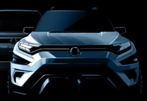 GINEVRA / Ecco il concept XAVL firmato SsangYong