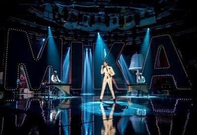 Stasera casa Mika