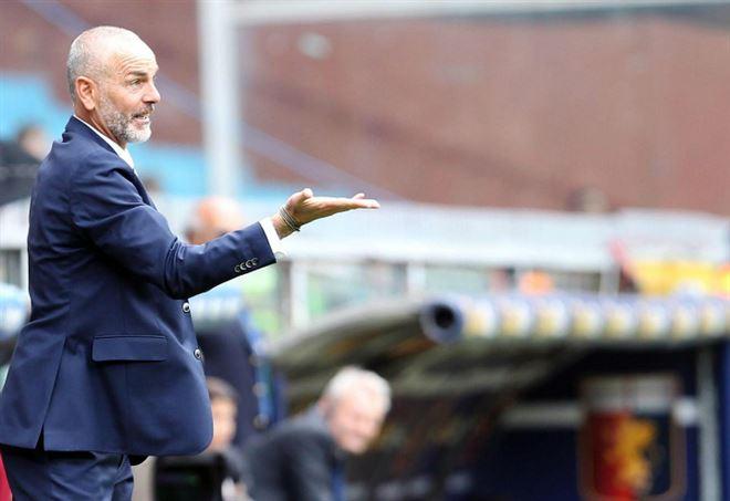 Stefano Pioli non è più l'allenatore dell'Inter (Foto LaPresse)