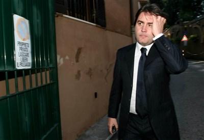 Stefano Ricucci (Foto: LaPresse)