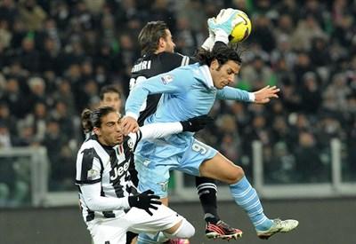 Sergio Floccari, attaccante Lazio (Infophoto)