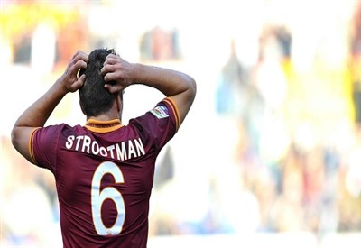 Kevin Strootman (Infophoto)