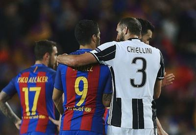 Diretta / Juventus-Barcellona (risultato finale 1-2) info streaming video e tv: vince il Barça, Neymar show
