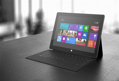Il tablet di Windows Surface RT