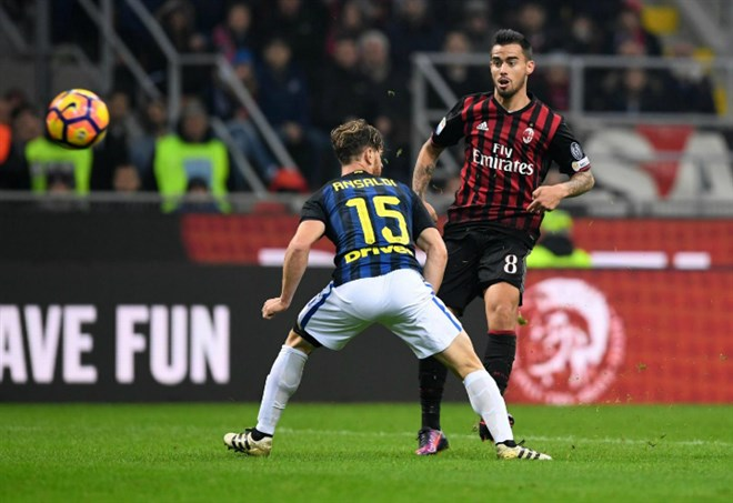 Inter-Milan: per la prima volta