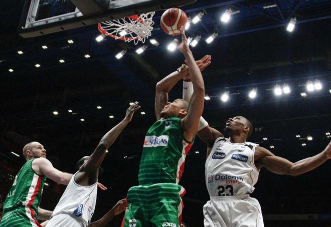 Diretta Trento Avellino, basket Serie A1 (Foto LaPresse)
