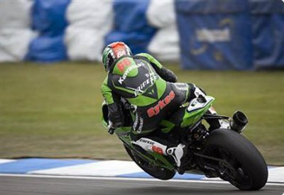 Tom Sykes, 29 anni, pilota della Kawasaki (dall'account ufficiale facebook.com/Tom-Sykes-66)