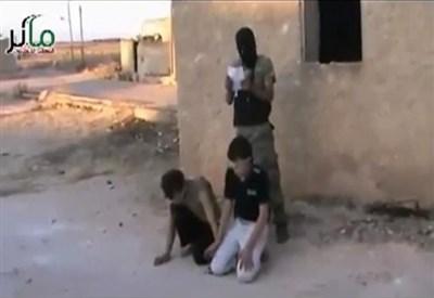 I due bambini siriani uccisi dai ribelli