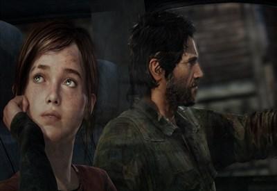 Joel ed Ellie, protagonisti di The Last of Us
