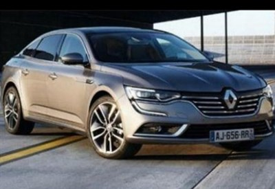 La nuova Renault Talisman 2015