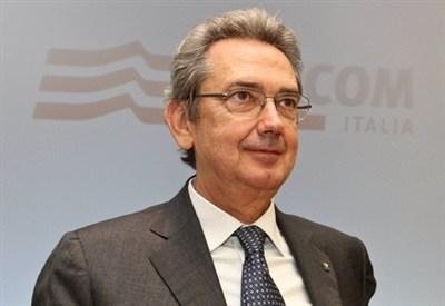 Franco Bernabè (Infophoto)
