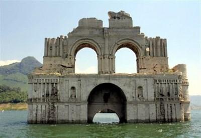 tempio di santiago quechula video antica chiesa risorgeForTempio Di Santiago