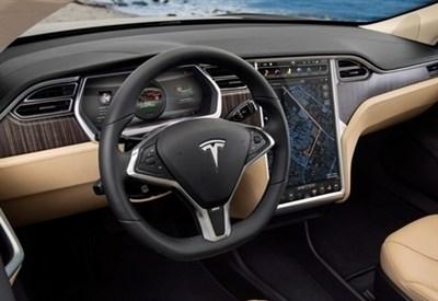 La Tesla S