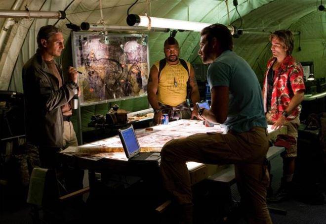THE A-TEAM/ Su Italia 1 il film con Liam Neeson e Bradley ...
